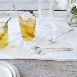 Vintage Iced Tea Spoons (Set of 4)