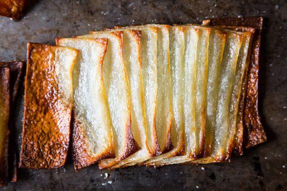 How to Make Potato Dominoes - Genius Recipes
