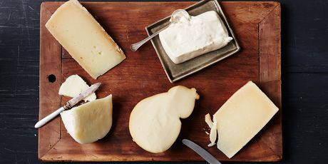 Go beyond mozzarella and Parmesan