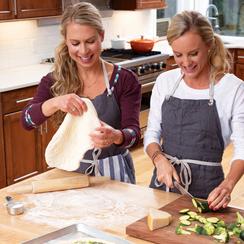 7 Staples This Pro Runner-Turned-Chef Always Keeps in Her Fridge