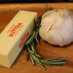 Garlic Rosemary Butter