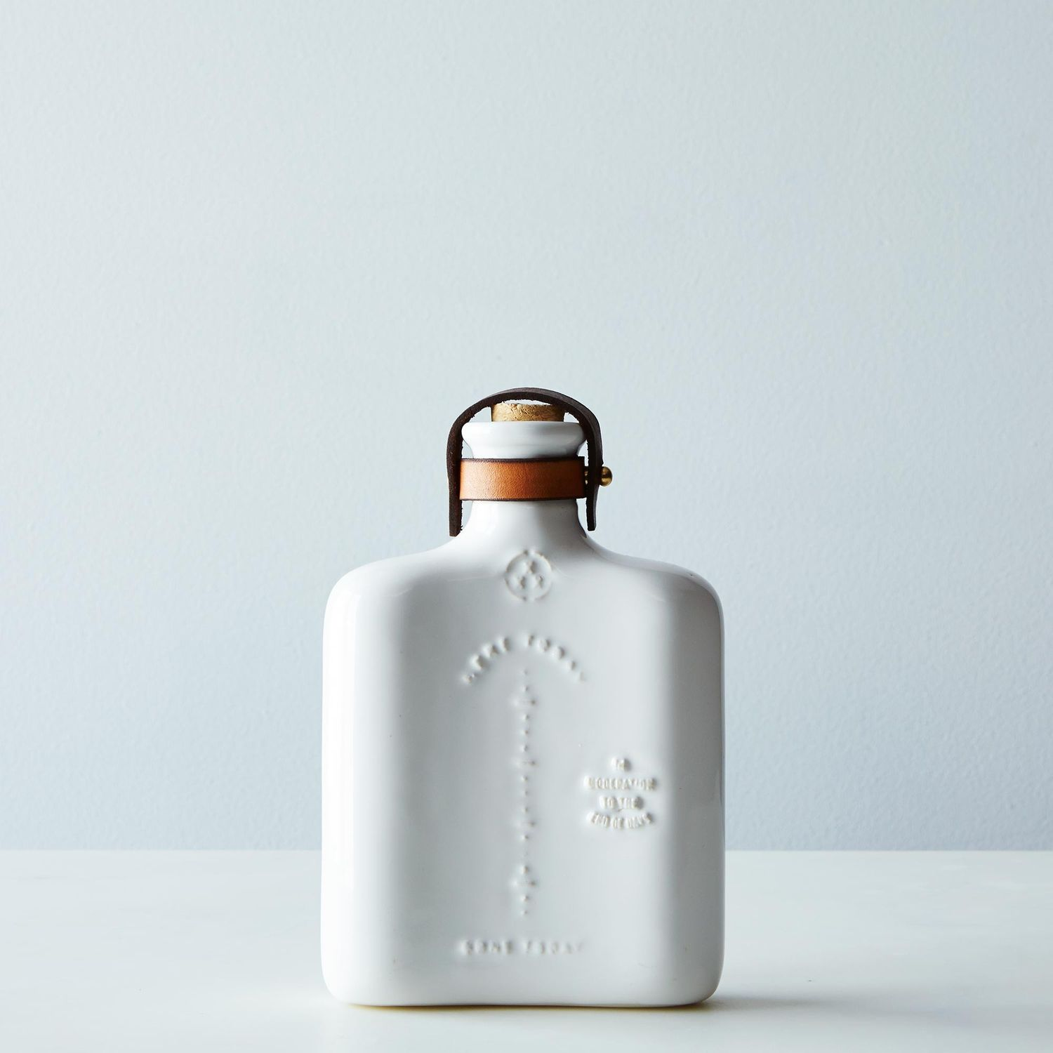 Ceramic Flask On Food52