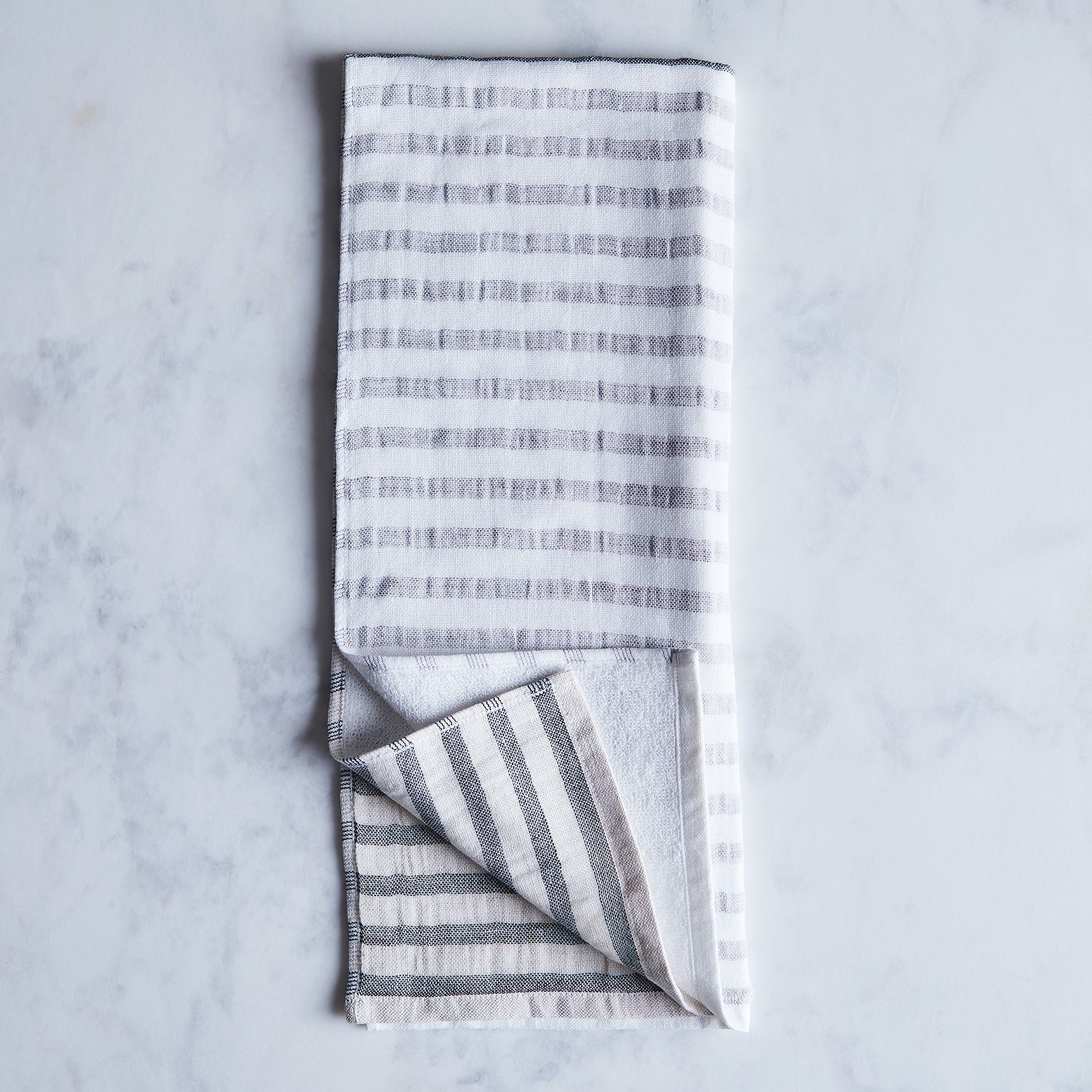 Japanese Linen Towel: Striped Linen & Cotton Japanese Bath Towels On Food52