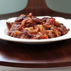 Heirloom Bean and Mushroom Stew