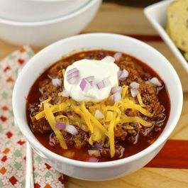 Our Favorite Chili