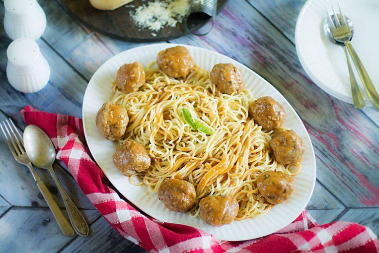 Ćufte – Bosnian style Meatballs