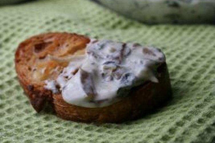 Creamy Mushroom Dip