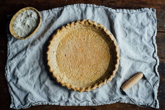 How to Make Gluten- and Dairy-Free Pie Crust