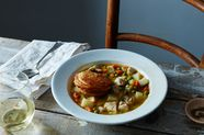 Chicken Pot Pie Isn't Just for Winter