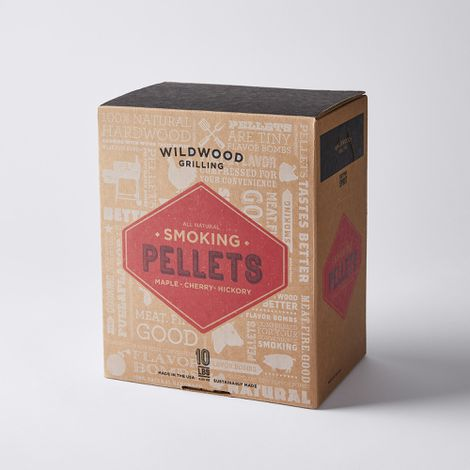 Hardwood Smoking Pellets