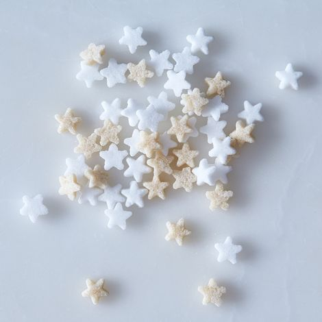 Star-Shaped French Sugar Cubes