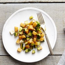 753a74c9 cbd3 46b7 8318 88717b3c5eff  2014 0722 food52 cantaloupe cucumber salad with basil and feta 034