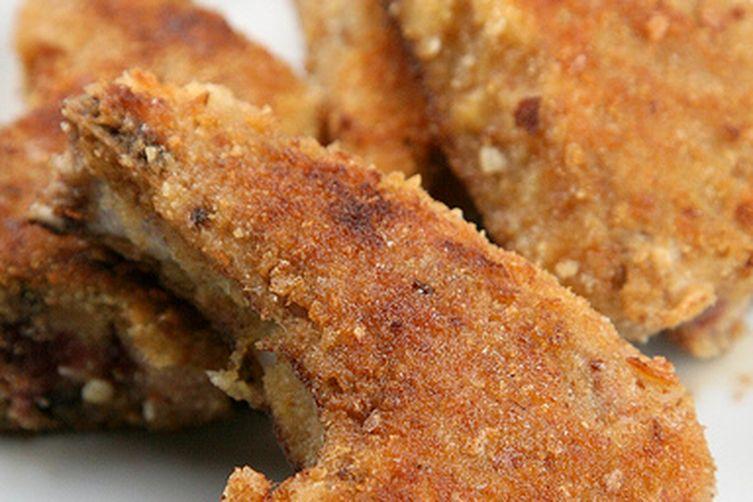 Icelandic Breaded Lamb Loin Chops