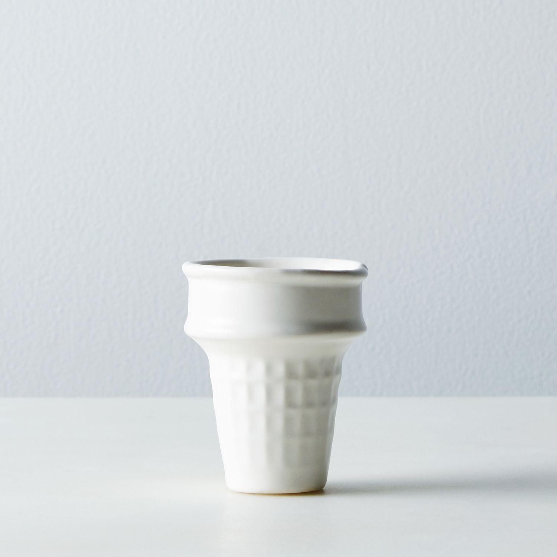 Porcelain Ice Cream Cone On Food52