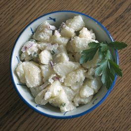 Mayonaissey Potato Salad