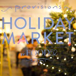 Announcing our Holiday Market!