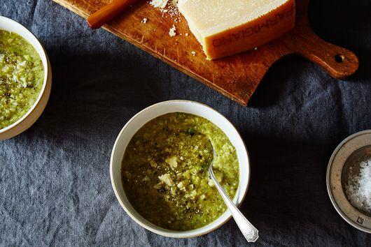 A Genius Technique for More Flavorful Broccoli Soup