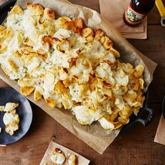 Blue Cheese Potato Chips