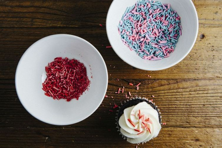 Homemade Sprinkles