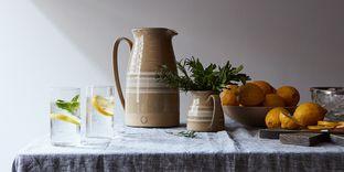 1c9e5dab 65c9 4129 9b2a 817955aa28f3  2017 0118 farmhouse pottery yellowware pitcher carousel mark weinberg 035
