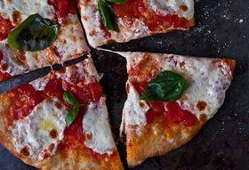 Jim Lahey's No-Knead Pizza Dough