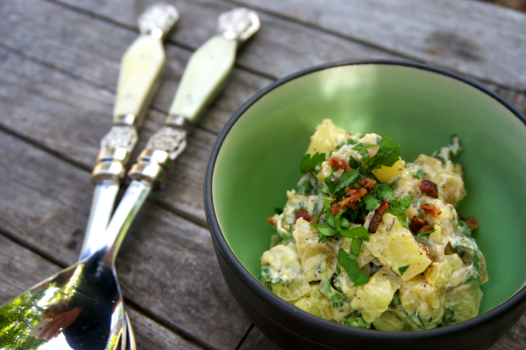 APPLEWOOD SMOKED SALT POTATO SALAD