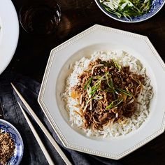 Stir-Fried Minced Pork & Soy Bean Sprouts
