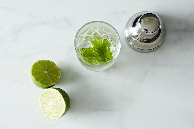 Mint Cocktails from Food52