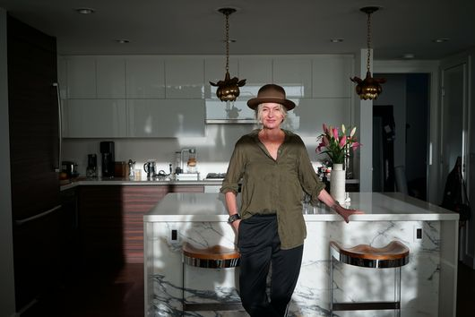 Seattle Restaurateur Linda Derschang's Chic Condo Is Almost As Cool As She Is