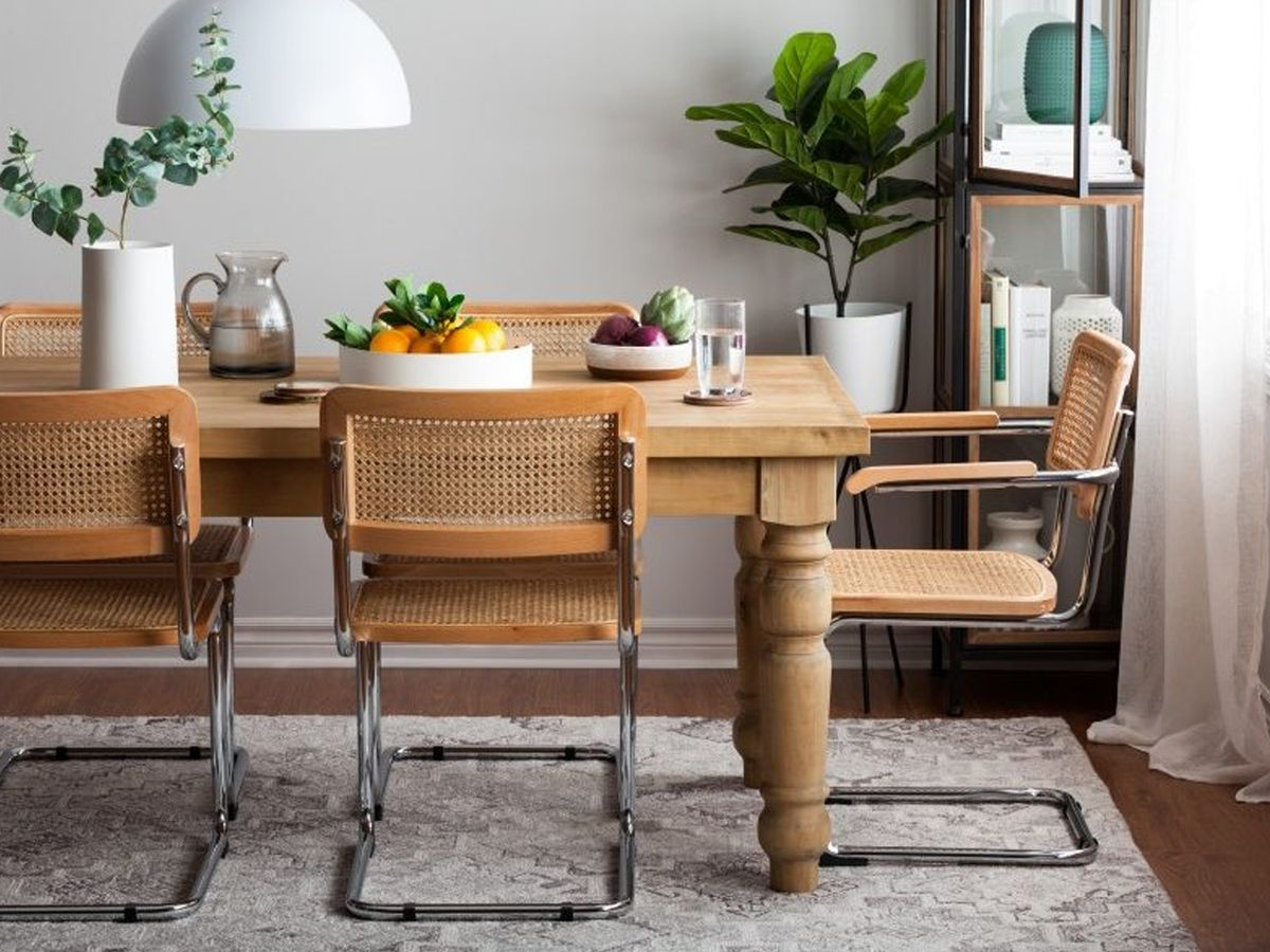 Dining Room Chair Trend Why Everyone Loves The Cesca Chair