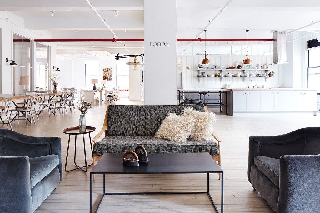 Food52's New Office New York City Mark Weinberg