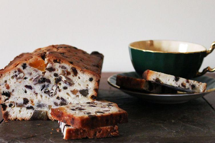 Bourbon Fruitcake