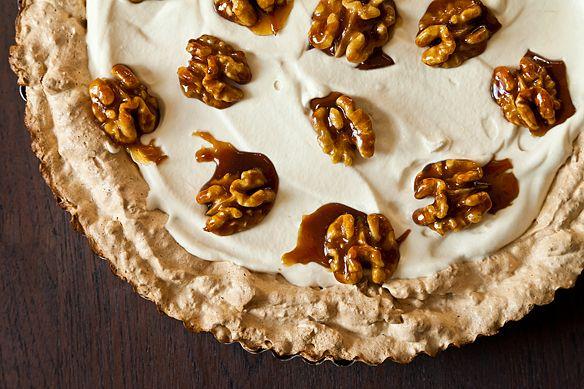 Maple Walnut Cream Tart by cheese1227