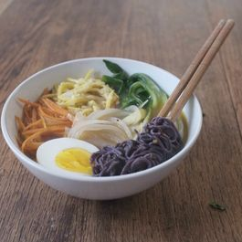 Carrot Ginger Ramen