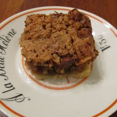 Coconut Pecan Chocolate Chip Bars