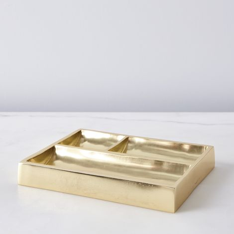 Brass Catch-All Tray
