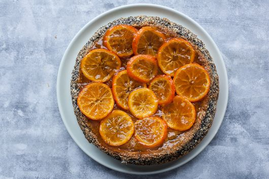 Flourless Butterless Poppy Seed Cake
