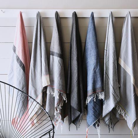 Ethiopian Woven Cotton Towels
