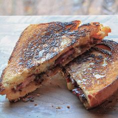 A Grown-Up's Grilled Cheese