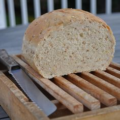 Multigrain Cereal Bread