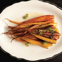Carrots with Honey