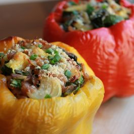 98405d04 ae88 4100 a87a 7b2f40ed18df  farro veggie stuffed peppers living minnaly14