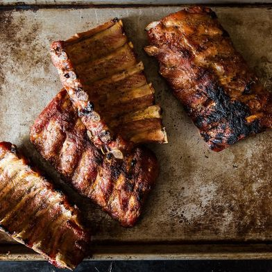 Salt & Pepper Babyback Ribs