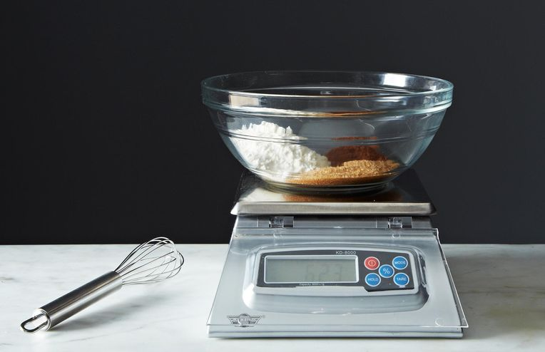 Dust Off That Scale: It's Time to Start Baking in Grams