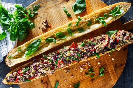9 Make-Ahead Salads & Sandwiches That Travel Like a Dream