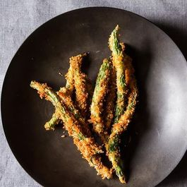 Deep Fried Green Beans