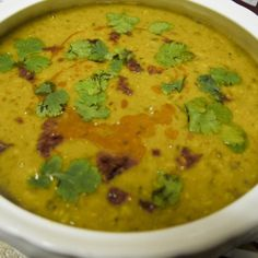 Spicy Indian Lentil Dal