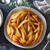 Pear Tarte Tatin with Anise Seed Caramel