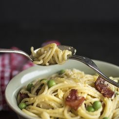 The Best Spaghetti Carbonara