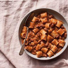 Pasta e Fagioli (Pasta and Beans)